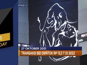 Realisasi investasi Q3-2021 Turun, Hingga Kapitalisasi Pasar