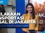 Kecelakaan Transportasi Massal di Jakarta