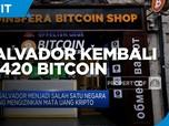 El Salvador Beli 420 Bitcoin Untuk Kas Negara