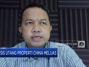 Krisis Utang Properti China, Begini Efeknya ke Pasar Global